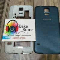 Casing Kesing Housing Samsung Galaxy S5 Original Fullset