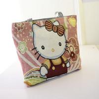 harga Sling Bag Wanita Tas Selempang Wanita Murah Korea Hello Kitty Mickey Tokopedia.com