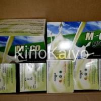 M-CO GREEN COLOSTRUM - M CO - MCO Susu Kolostrum Greenlite