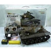 Heng Long 2.4Ghz USM41A3 Walker Bulldog 1:16(Smoke & Sound) (3839-1)