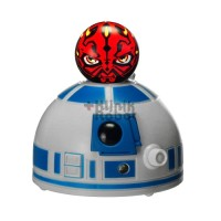 DaGeDar Star Wars Droid Decoder (RFID) with DAG RACERS