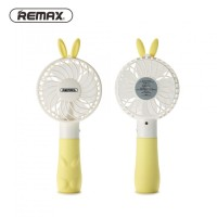 Original REMAX Hand-Held Mini Bunny Fan F7 Rechargeable Battery