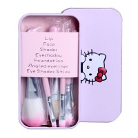 set kuas makeup mac hello kitty