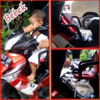 harga Kursi Boncengan / Bonceng Anak Motor Bebek Expro Tokopedia.com