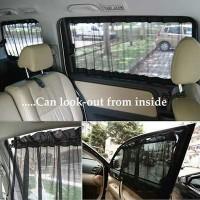 Harga tirai mobil tabir surya untuk kaca jendela mobil otomotif | WIKIPRICE INDONESIA