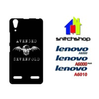 harga Casing Lenovo A6000, A6000 Plus, A6010 Avenged Sevenfold Custom Case H Tokopedia.com