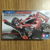 RARE! Aero Avante Red Special. Limited Edition! AR Chassis