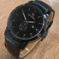 jam tangan ripcurl/jam tangan tali kulit pria