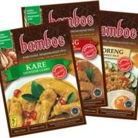 Bumbu Bamboe Aneka Rasa (Bumbu Bali, Gule, Kare, Lodeh, Rawon, dll)