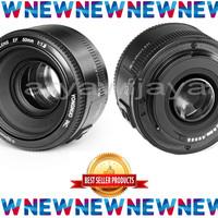 Jual Lensa Fix Yongnuo 50mm 1.8 For Canon Murah