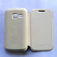 Samsung Young 2 G130 Flipcase Flip Cover leather Case Sarung Casing Hp