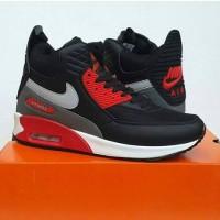 harga sepatu pria nike airmax basket hitam impor vietnam Tokopedia.com