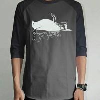 tshirt / t shirt / t-shirt / Kaos Reglan Atticus A.7798