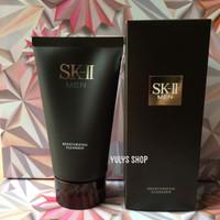 SK-II / SKII / SK2 MEN MOISTURIZING CLEANSER / GENTLE CLEANSER 120GR