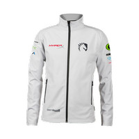 Jaket Gaming Dota 2 Dota2 Team Liquid White 2016 Jacket