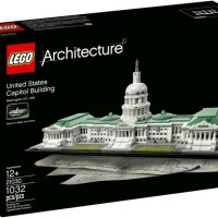 Lego Architecture 21030 - United States Capitol Building
