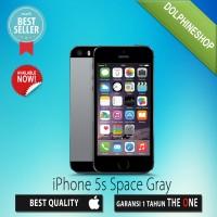 APPLE IPHONE 5S 32GB GRAY GSM GARANSI DISTRIBUTOR 1 TAHUN