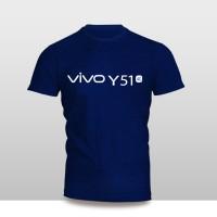 Kaos Baju Pakaian GADGET HANDPHONE VIVO Y51 4G FONT murah