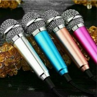 mini microphone hp ( mic karaoke )