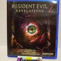 Resident Evil Revelations 2 region 3 2nd PS4