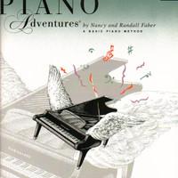 Buku Piano adventure : Lesson book Level 5 adventures