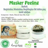 Masker Peeling Mini Batrisyia