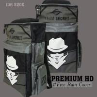 harga Backpack Premium HD Team Secret ( Tas Gaming ) Tokopedia.com