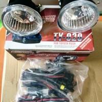 Lampu Foglamp Rush / Terios