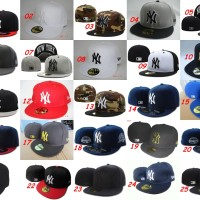 harga Topi Fitted New Era 59fifty Baseball MLB New York Yankees - Import Tokopedia.com