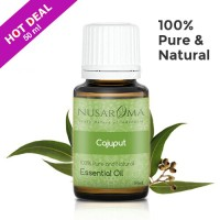 50ml Cajuput Essential Oil (minyak Kayu Putih) | 100% Pure And Natural