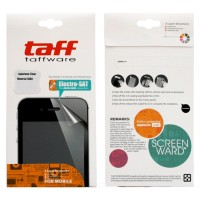 Taff Invisible Shield Screen Protector for iPad 2/New iPad Clear Ultra