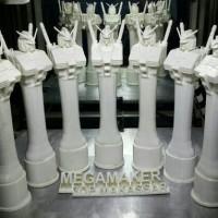 Jual Cetak/Print 3D Megamaker Makassar Murah