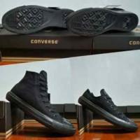 Sepatu Converse Full Black