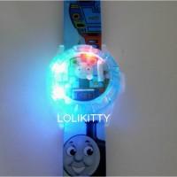 Jam Tangan Anak Hologram Proyektor, Laser, Music Thomas & Friend AJP39