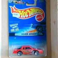 HW Hot Wheels Hotwheels chevy stocker red