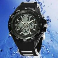Water Resist 50Meter Jam Tangan Model Casio G-Shock SKMEI Swiss Army