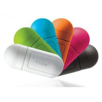X-Vibe Mini Pill Vibration Speaker