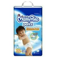 harga MamyPoko Pants Extra Soft XXL 38 Boys Tokopedia.com