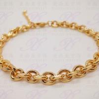 Yaxiya (anting cincin kalung liontin) gelang rantai dewasa gold18k 049