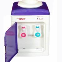 SANEX D-188 Dispenser Air HOT & FRESH 2 Kran Dilengkapi Tutup