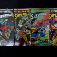 Paket Komik Return of Superman 5-8