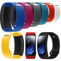 Samsung Gear Fit 2 Replacement Strap Tali Pengganti Sillicon