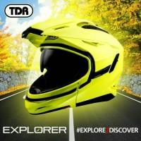 Promo Helm Racing TDR Explorer 7 in 1 Original