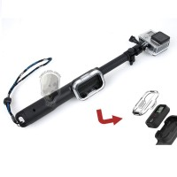 Monopod Tongsis Selfie Wireless Remote Bluetooth Hero 3+ 4  xiaomi yi