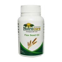 harga Nutracare Flaxseed Oil Tokopedia.com
