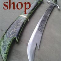 harga pedang samurai arab zullfaqor Tokopedia.com