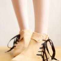 harga Sepatu Boot Wanita Tali Samping | Sepatu Boots Cewek SBO95 Tokopedia.com