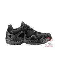 Lowa Zephyr GTX Lo Black Tactical Boots (Gore-tex)