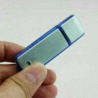 USB Voice Recorder 8GB Hidden Spy Audio