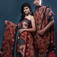 Kain Batik Tulis Madura Motif Gentongan Sarimbit BTM-DX-05